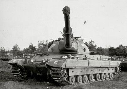 Conqueror tank