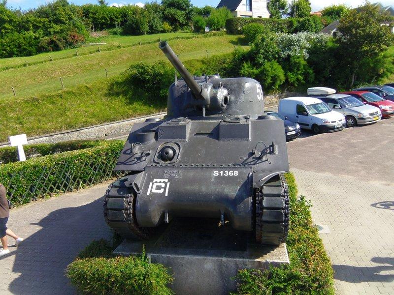 M4A2 Sherman Arromanches 1.JPG