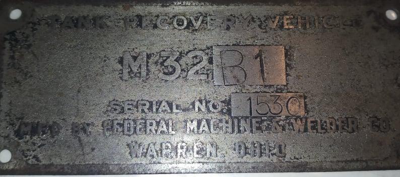 M32B1 TRV