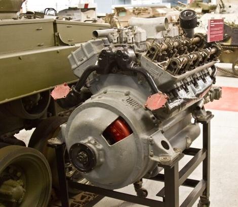 Sherman engines