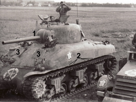 French Shermans