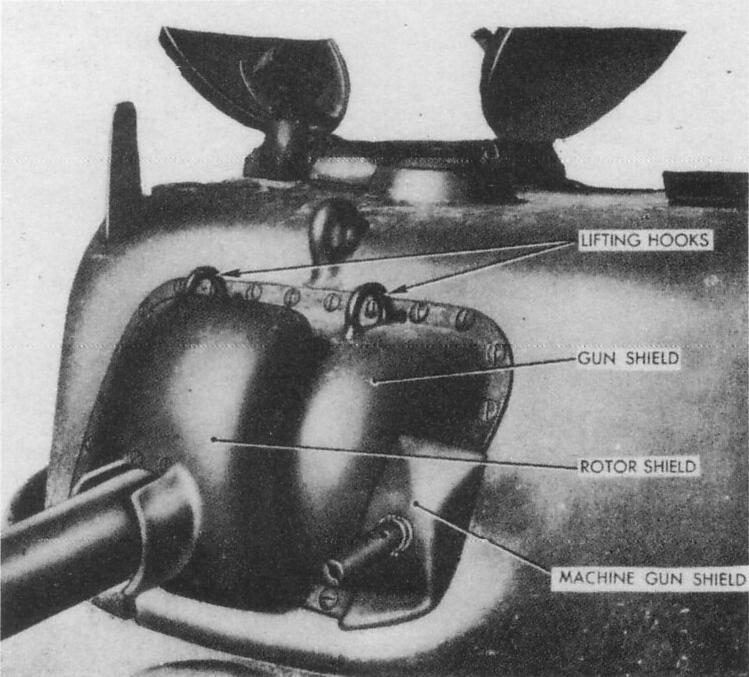 M34 gun mount