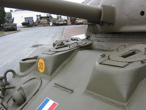 M4A2 Pullman