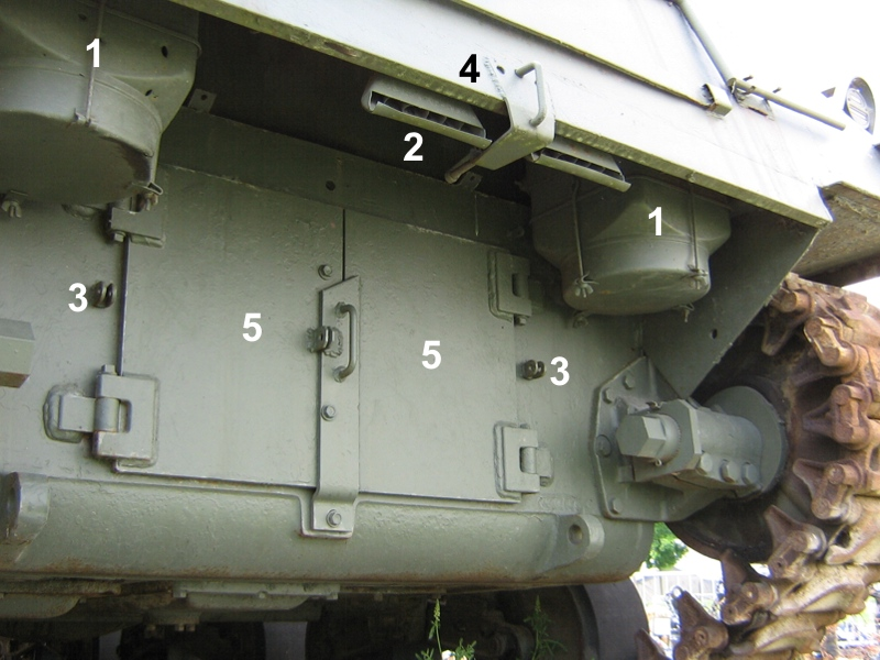 M4A4T engine