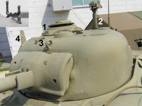 M4A4T turret