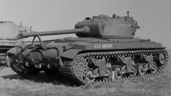 T23 tank