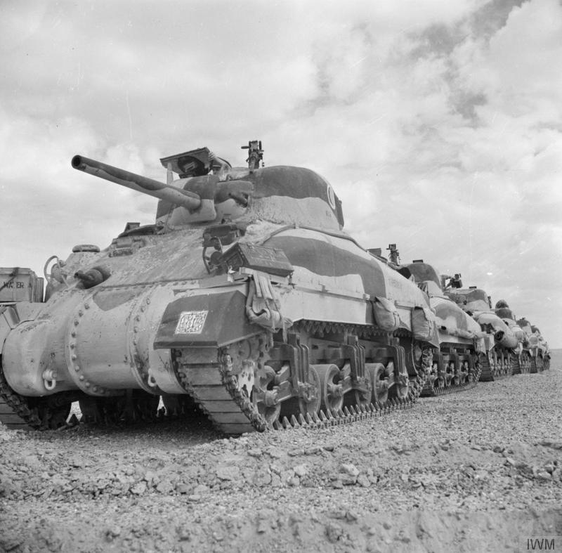 M4A1 El Alamein