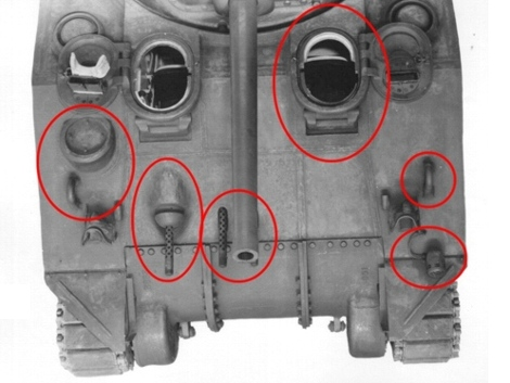 M4A2 Fisher DV