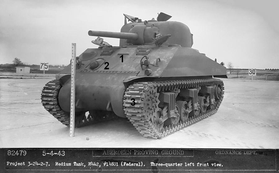 M4A2 FMW DV