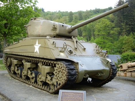 Clervaux M4A3