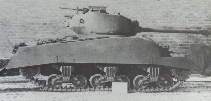 M4A3 76 W