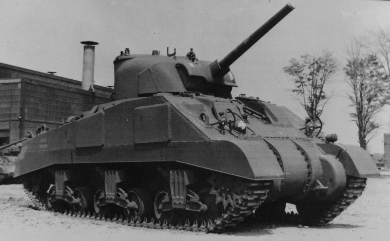 M4A4 Sherman production variants