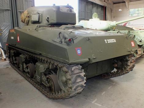 M4A4 Sherman production variants
