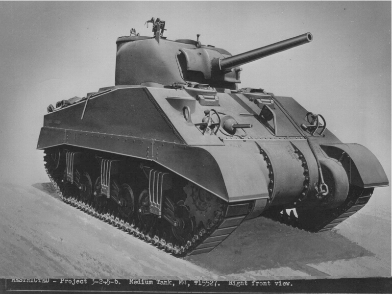 Baldwin M4 Sherman