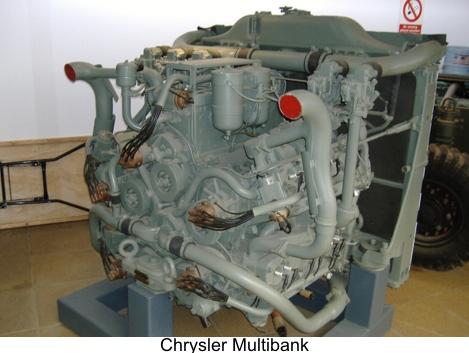 Chrysler Multibank