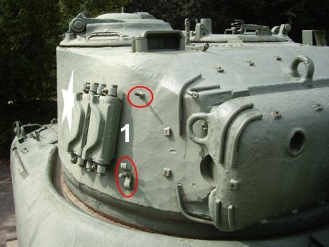 MDAP M4A1 turret