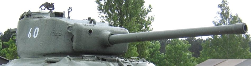 vintage M4A1 turret