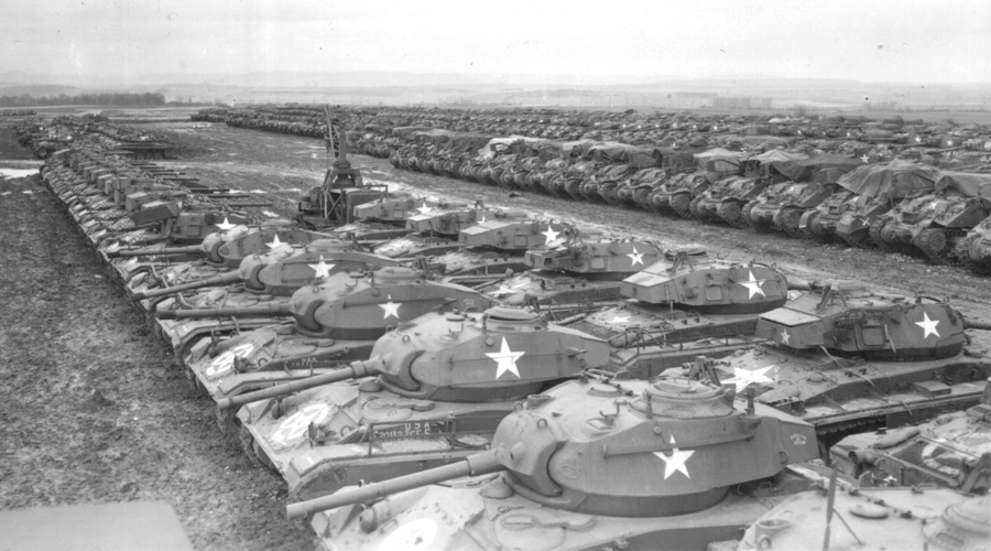Tank Recovery Vehicles