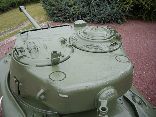 Early T23 turret roof