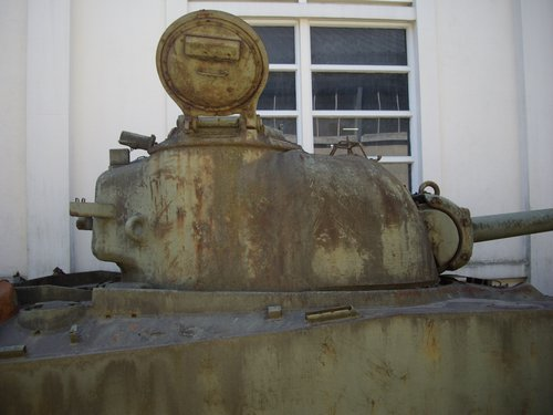 105mm turret