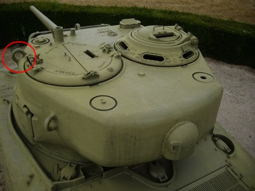 early T23 turret